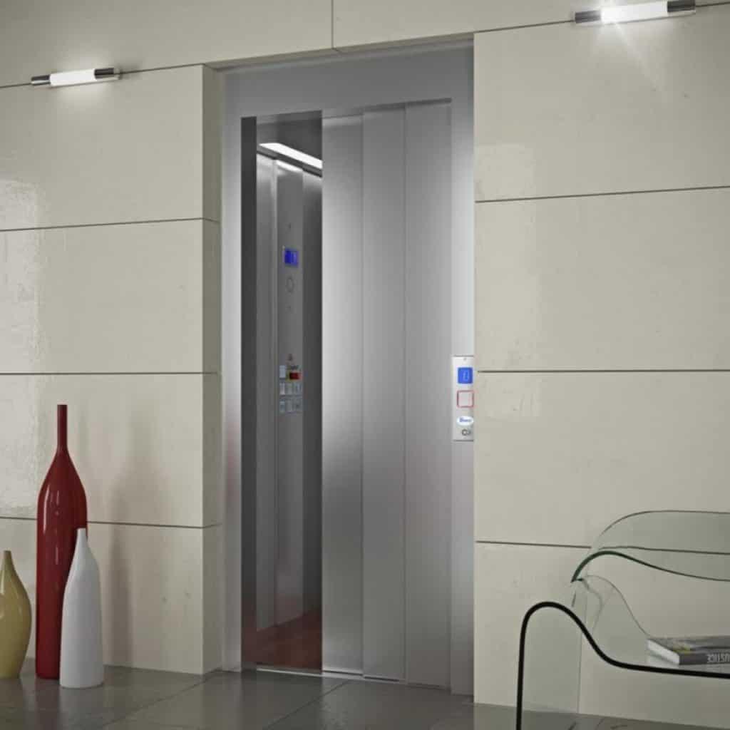 La gama de los ascensores para la casa Vimec se enriquece de nuevas características